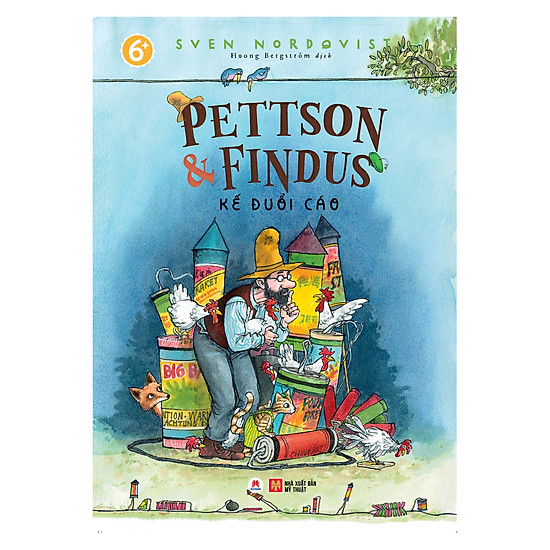 Pettson Và Findus: Kế Đuổi Cáo