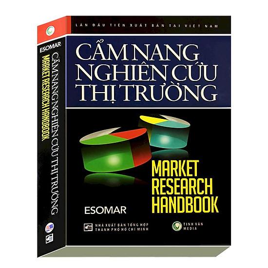 Cẩm Nang Nghiên Cứu Thị Trường - Market Research Handbook