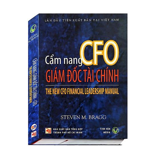 Cẩm Nang CFO Giám Đốc Tài Chính - Steven Bragg