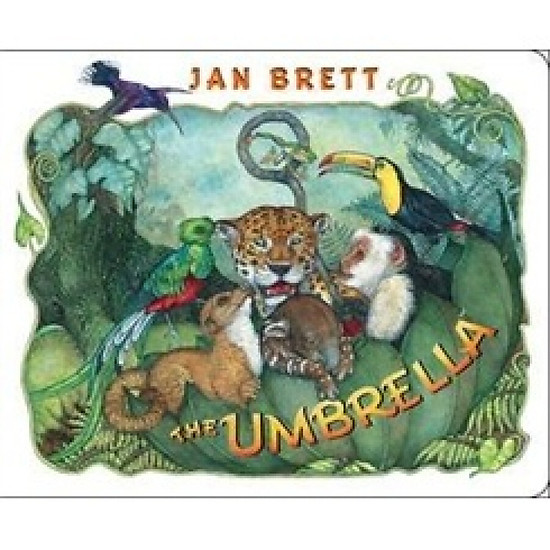 Hình đại diện sản phẩm The Umbrella [Board Book]