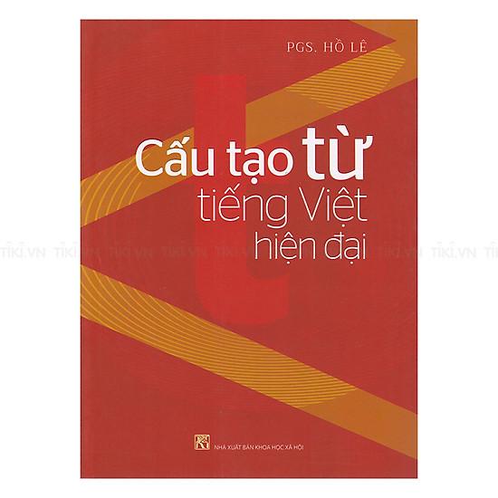 Cấu Tạo Từ Tiếng Việt Hiện Đại