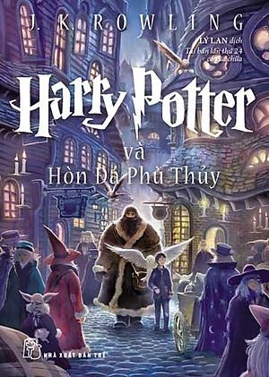 Harry Potter Và Hòn Đá Phù Thủy - Tập 1 (Tái Bản 2017)