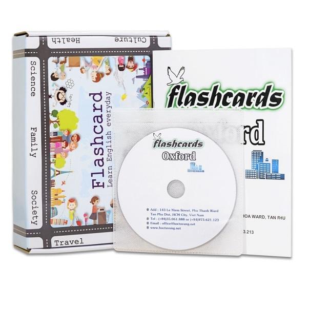 Flashcard TOEIC Basic Standard Kèm DVD (03AD)