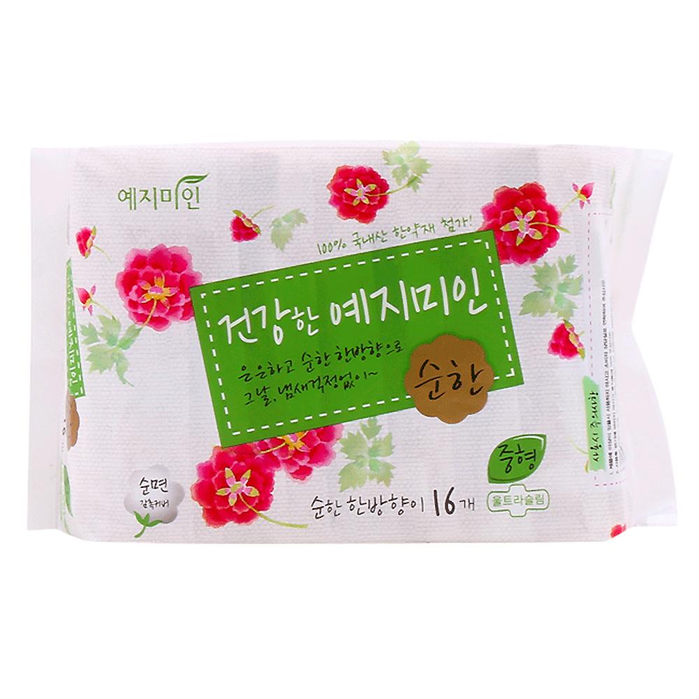 Băng Vệ Sinh Yejimiin Mild Cotton 16 Miếng Size S - 01011SYMKR