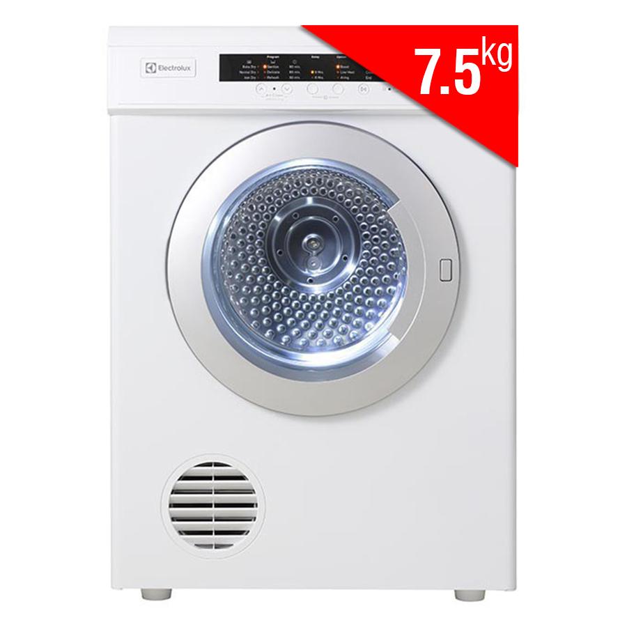 Máy Sấy Cửa Trước Electrolux EDV7552 (7.5kg) - Trắng