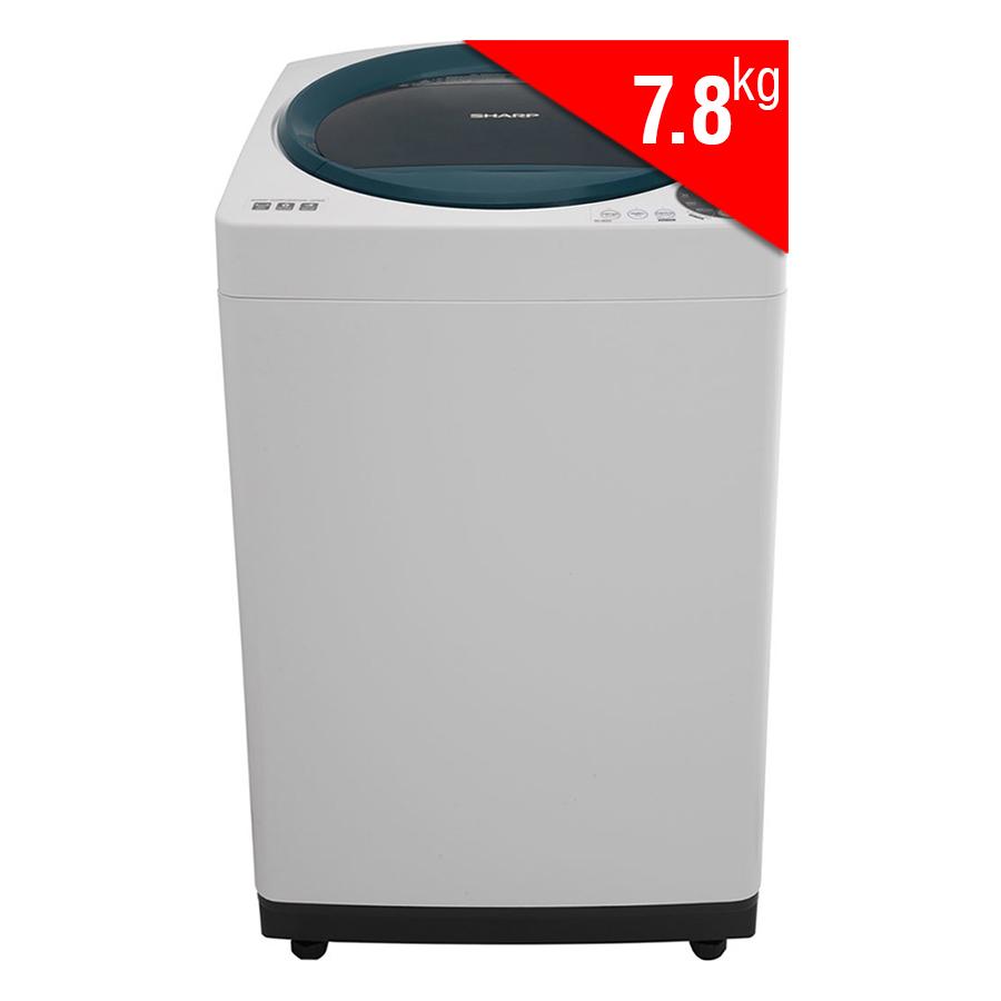 Máy Giặt Cửa Trên Sharp ES-U78GV-G (7.8 Kg)