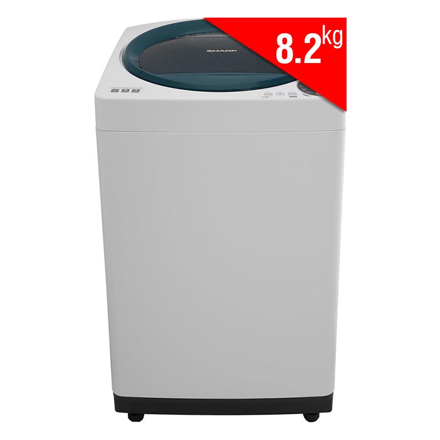 Máy Giặt Cửa Trên Sharp ES-U82GV-G (8.2 Kg)
