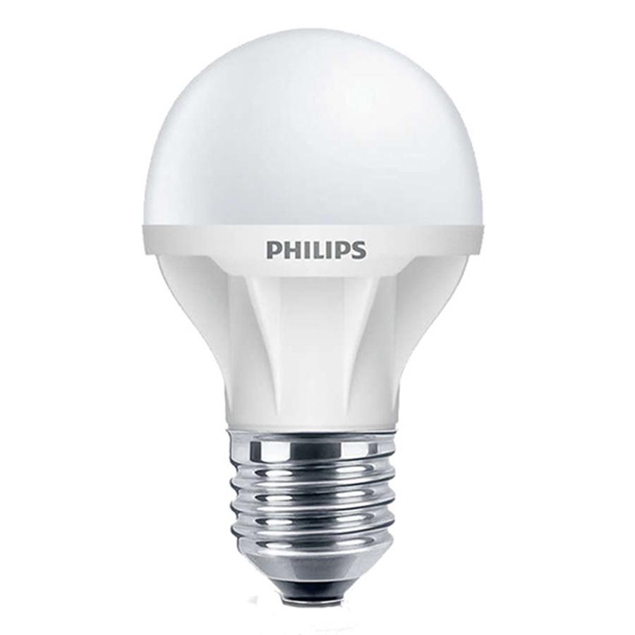 Bóng Đèn Philips LED Ecobright Ledbulb 5-60W E27 3000K A60 (Ánh Sáng Vàng)