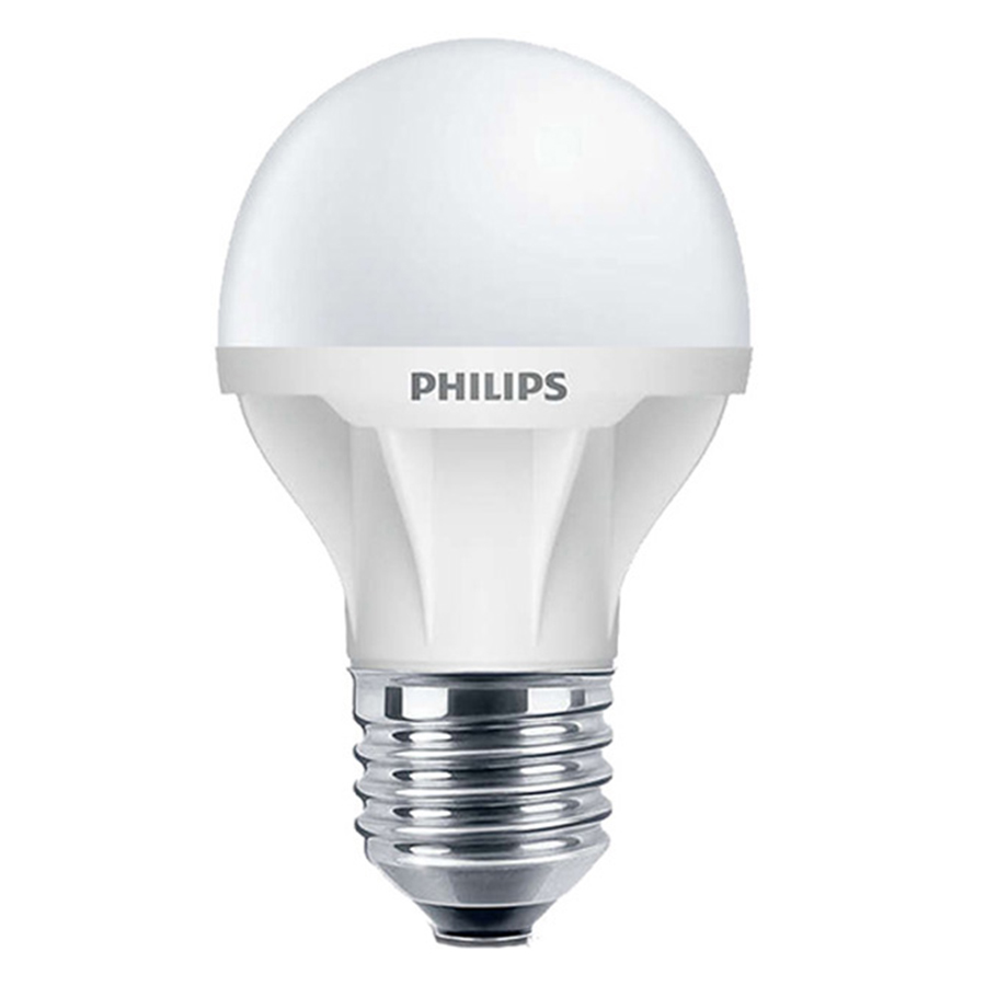 Bóng Đèn LED Philips Ecobright Ledbulb 6-60W E27 6500K A55