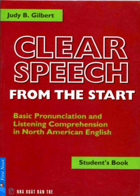 Clear Speech - From The Start
