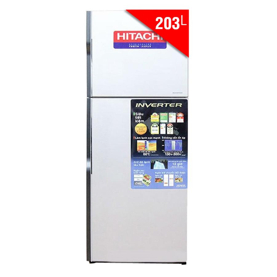 Tủ Lạnh Inverter Hitachi R-H200PGV4 (203L)