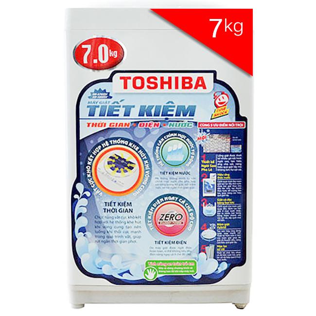 Mua Máy Giặt Cửa Trên Toshiba AW-A800SV (7kg)
