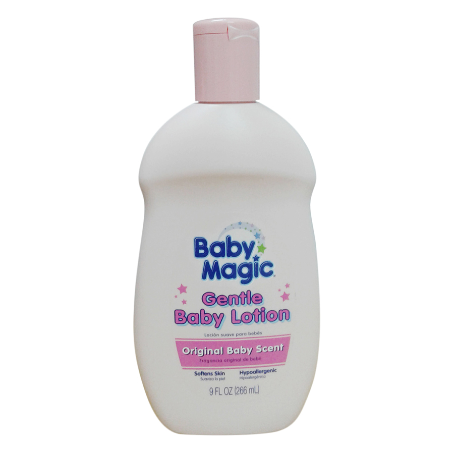 Sữa Dưỡng Ẩm Cho Bé Baby Magic (266ml)