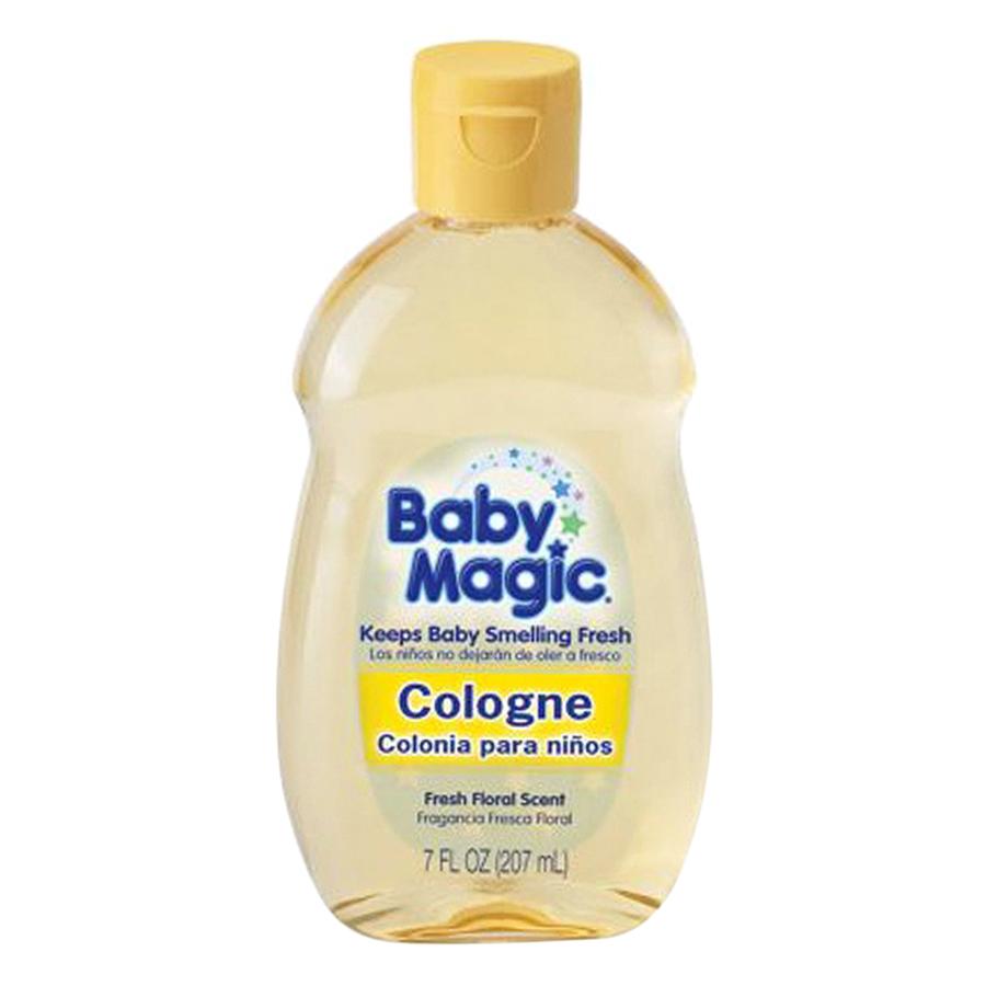 Nước Hoa Cho Bé Baby Magic (207ml)