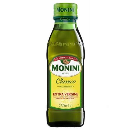 Dầu Olive Monini Delicato 250ml