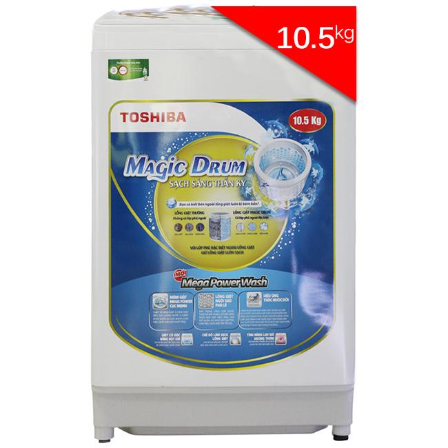 Máy Giặt Cửa Trên Toshiba ME1150GVWK (10.5 Kg)