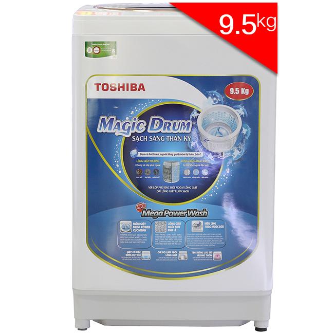 Máy Giặt Cửa Trên Toshiba ME1050GVWD (9.5 Kg)