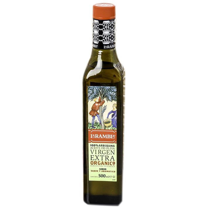 Dầu Extra Virgin Olive Oil La Rambla (500ml)