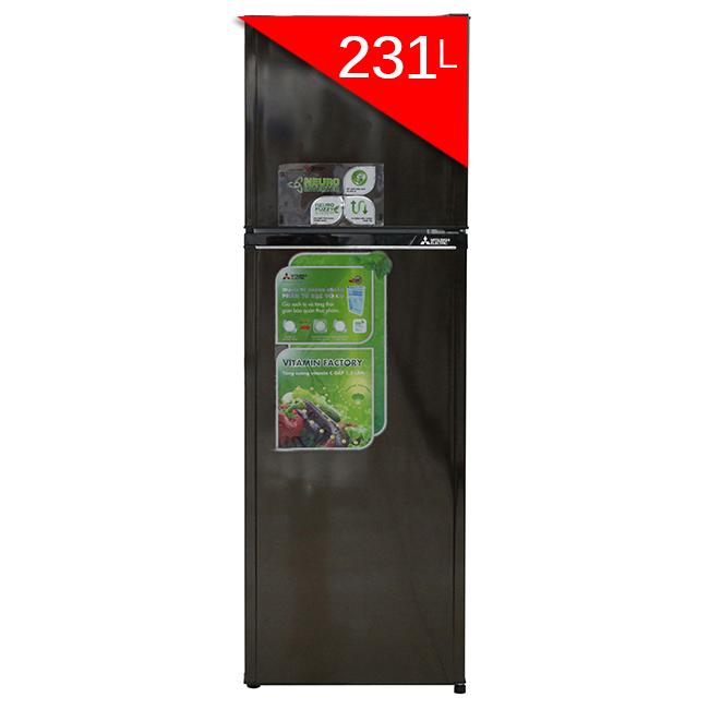 Tủ Lạnh Inverter Mitsubishi MR-FV28EJ-BR-V (231L)
