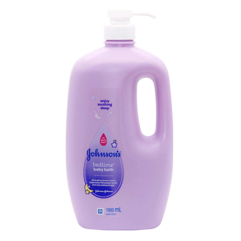 Sữa Tắm Johnson's Baby Bedtime Giúp Bé Ngủ Ngon (1000ml)