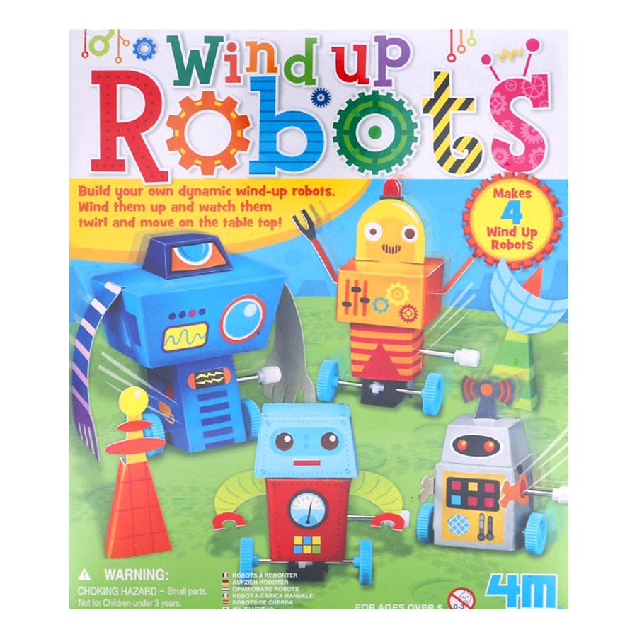 Đồ Chơi 4M Robots 00-04655