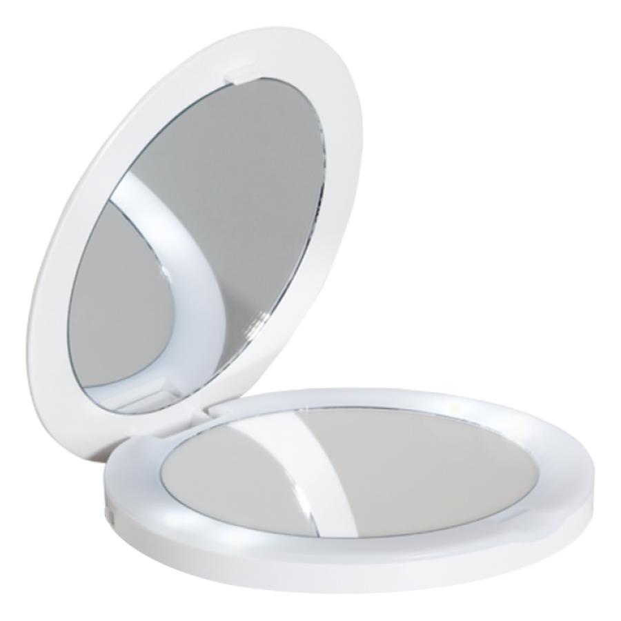 Gương Trang Điểm 2 Mặt Có Đèn Led Lanaform LA131008