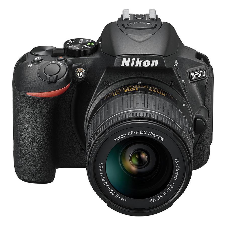 Máy Ảnh Nikon D5600 KIT AF-P 18-55 VR - Hàng Chính Hãng
