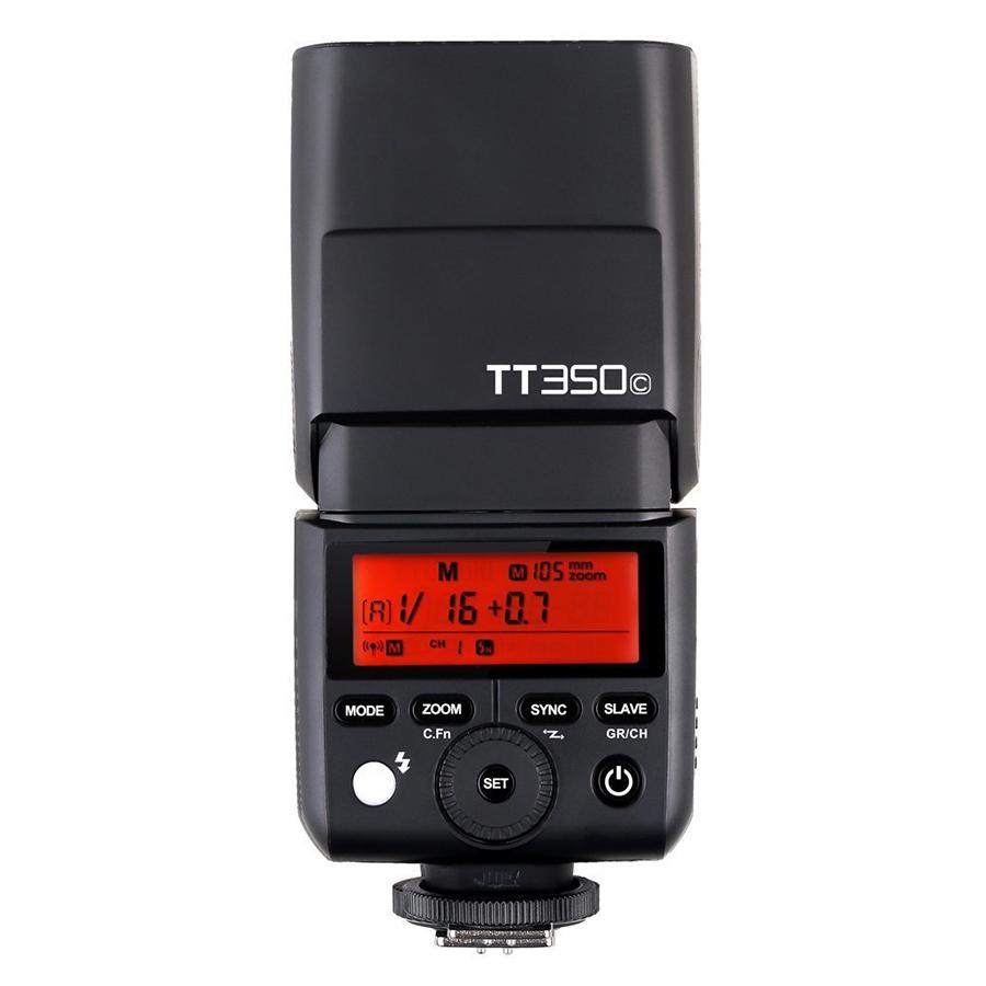 Đèn Flash Godox TT350C Cho Canon