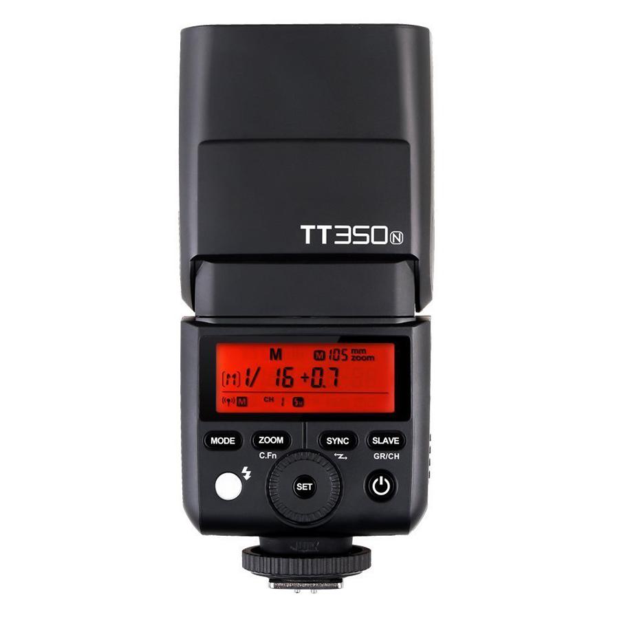 Đèn Flash Godox TT350N Cho Nikon