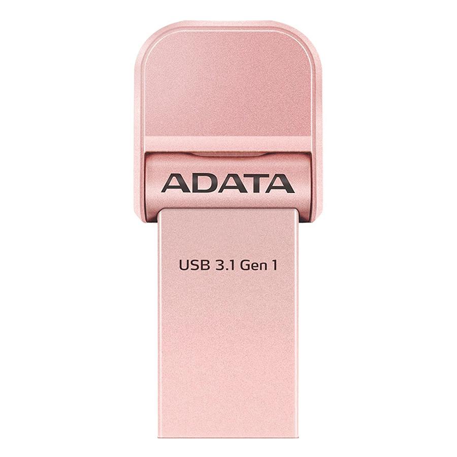 USB OTG Adata AI920 (128GB) - Hàng Chính Hãng