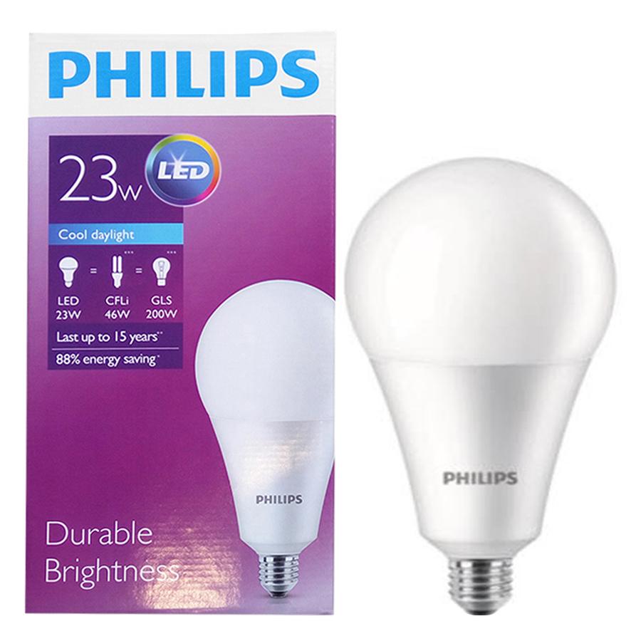 Bóng Đèn Philips Ledbulb Highlumen 23W-200W E27 6500K 230V A110