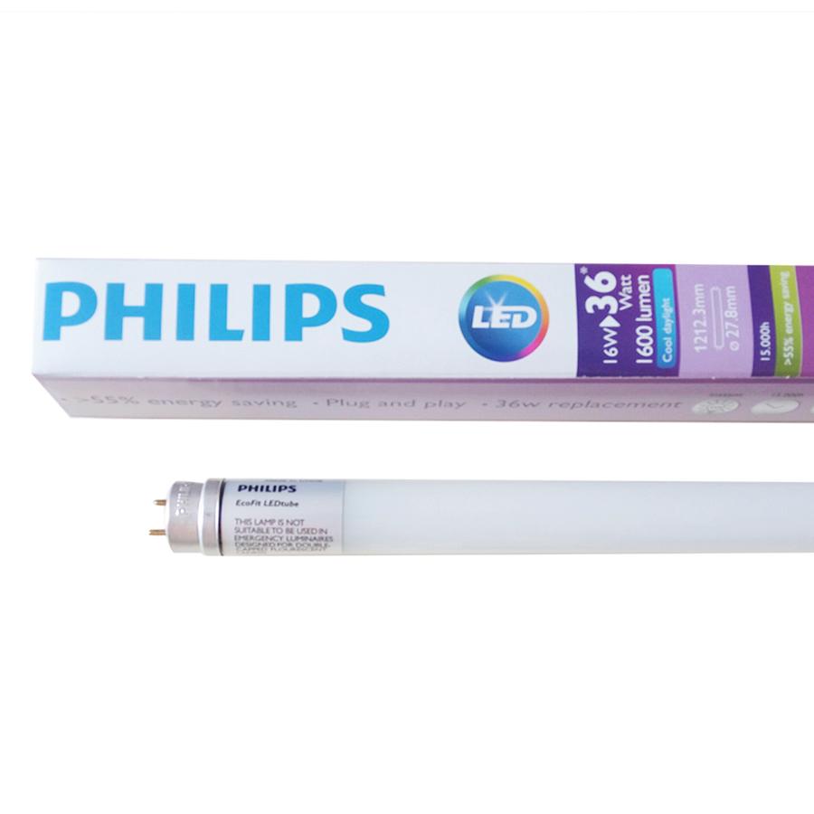 Bóng Đèn Philips LED Thủy Tinh 1M2 16W 765 T8 AP C G