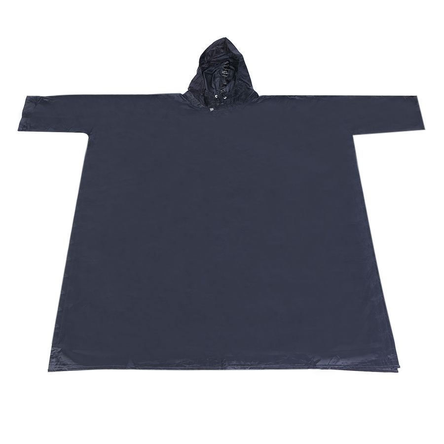 Áo Mưa Cánh Dơi Cotoco #100-4 (120cm) - Đen