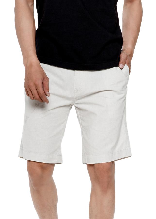 Quần Shorts Seaman M21199-1-BE - Trắng