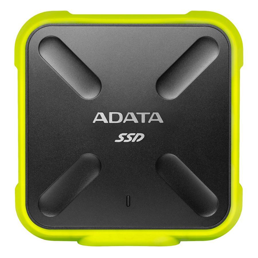 Ổ Cứng Di Động SSD ADATA SD700 512GB USB 3.1 - Hàng Chính Hãng