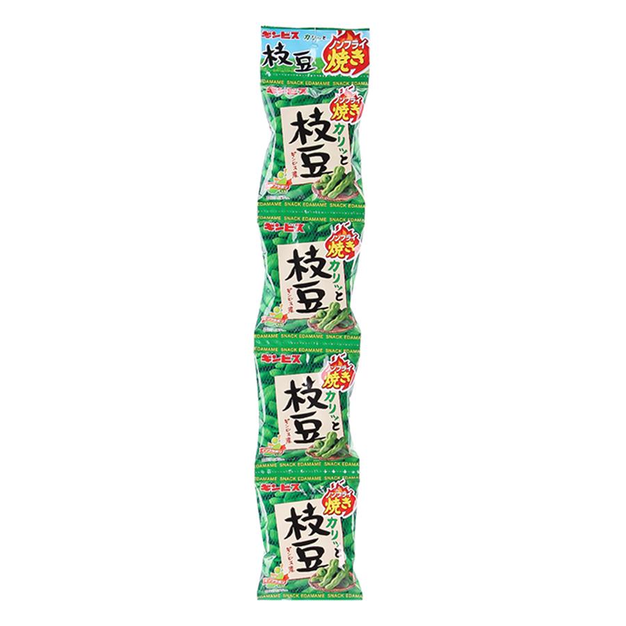 Thực Phẩm Bổ Sung Bánh Snack Đậu Nành Ginbis (52g)