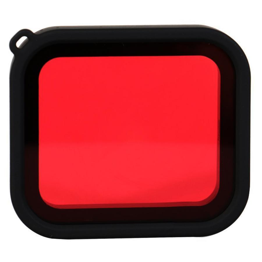 Bộ Filter Lọc Màu Đỏ Cho Gopro Hero 5