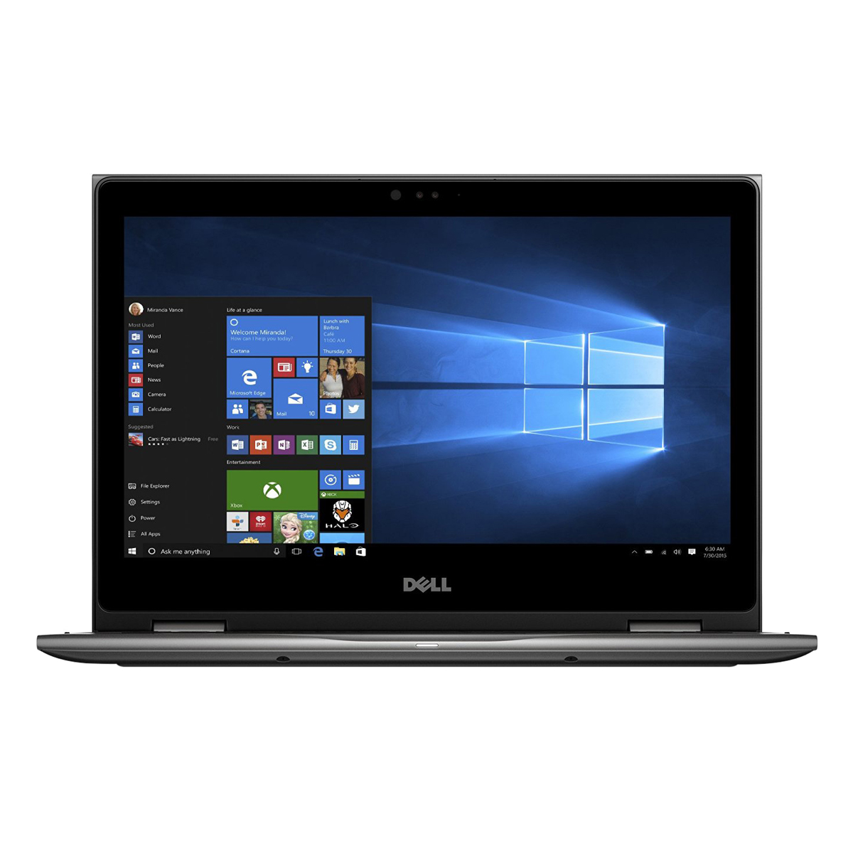 Laptop Dell Inspiron 5378 26W971