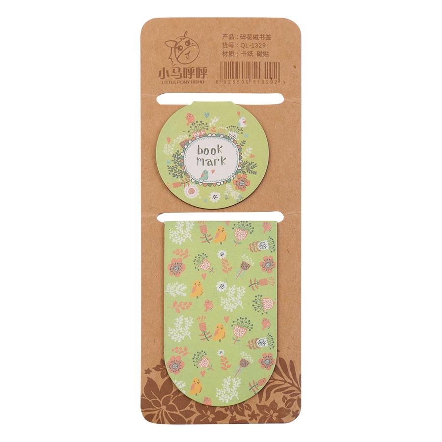 Bookmark Magnet Simple Life