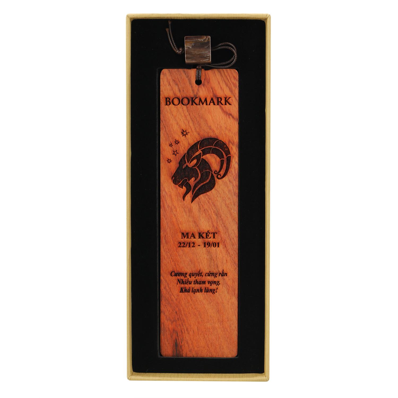Bookmark Hộp Giấy Cung Hoàng Đạo - Ma Kết