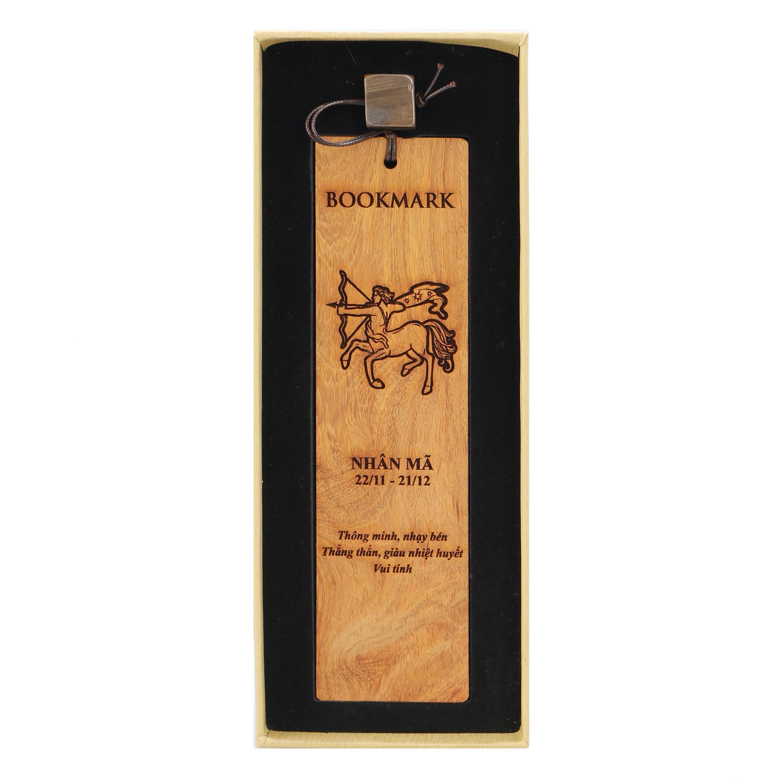 Bookmark Hộp Giấy Cung Hoàng Đạo - Nhân Mã