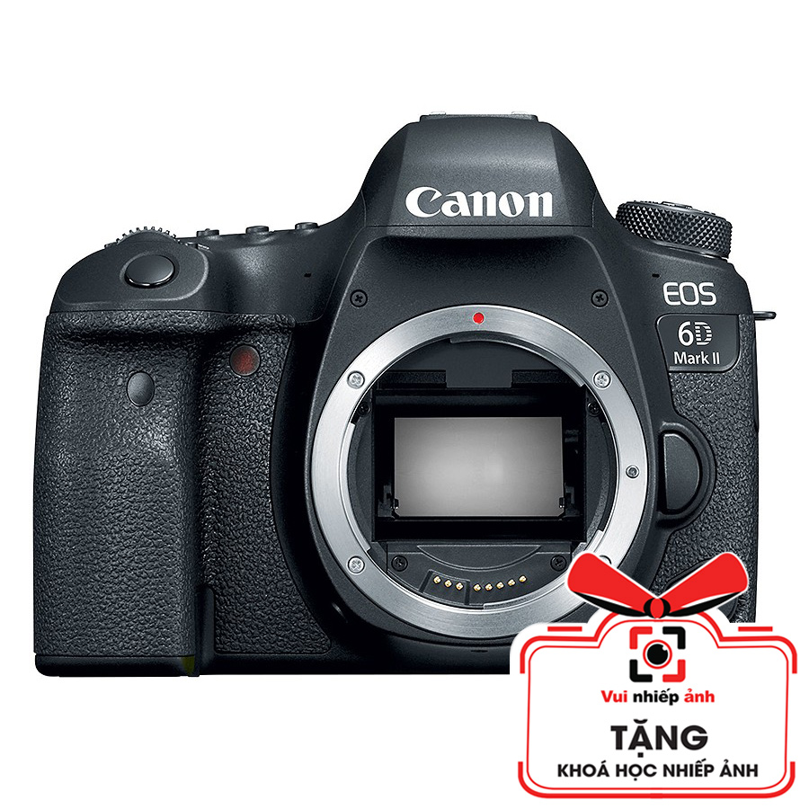 Máy Ảnh Canon EOS 6D MARK II Body (Lê Bảo Minh)