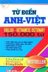 Từ Điển Anh- Việt 150.000 từ