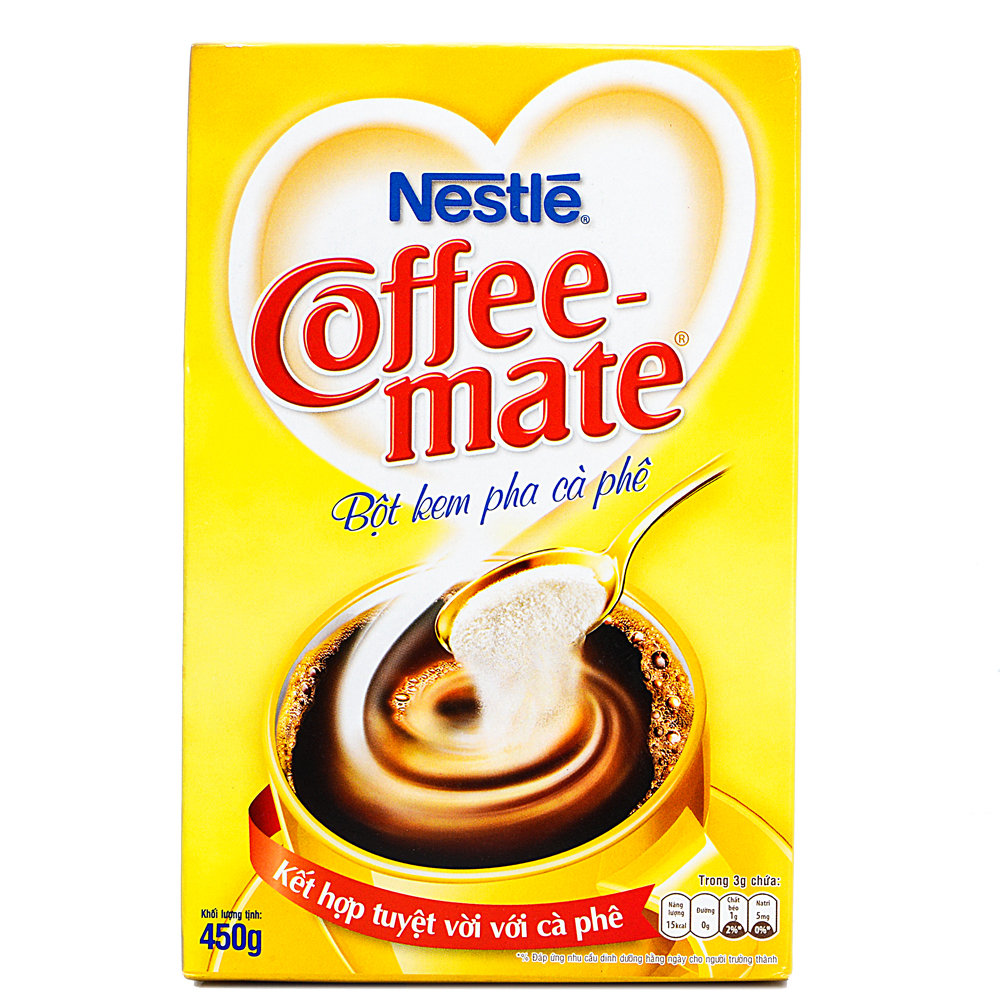 Bột Kem Nestle Coffee Mate (450g)