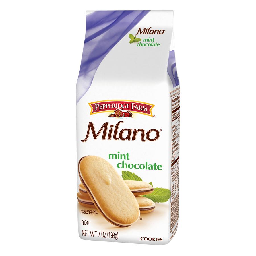 Bánh Milano Vị Bạc Hà Pepperidge Farm (198g)
