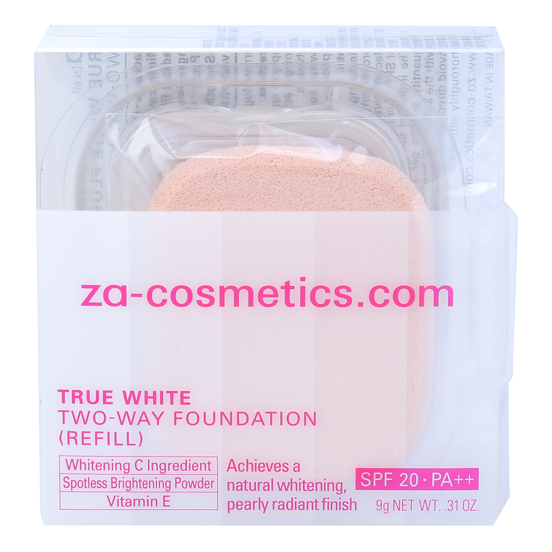 Phấn Nền True White Plus Two Way Foundation SPF20 PA++ ZA