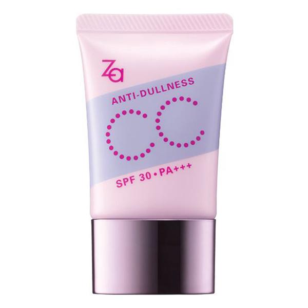 Phấn Nền CC Che Khuyết Điểm Và Ngăn Lão Hóa Dạng Kem Za Color Match Shield Cc Cream Anti 30g