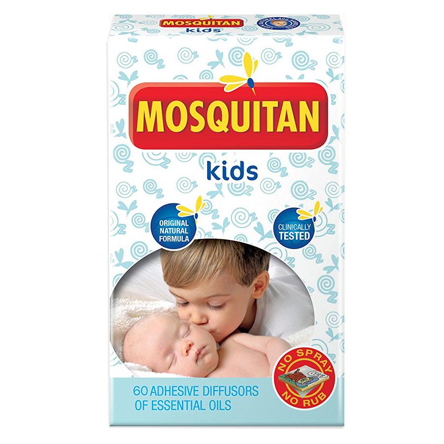 Miếng Dán Chống Muỗi Mosquitan (24 Miếng)