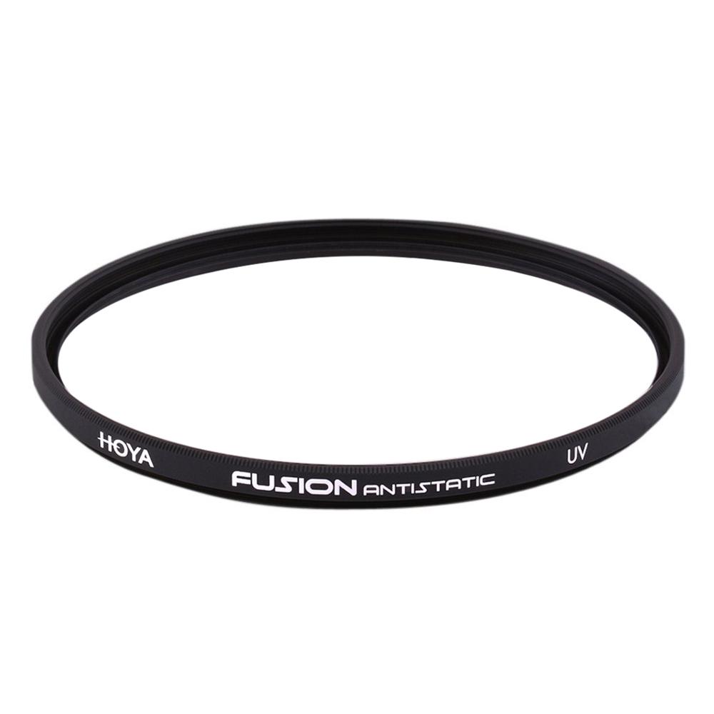 Kính Lọc Filter Hoya Fusion Antistatic UV 77mm - Hàng Chính Hãng