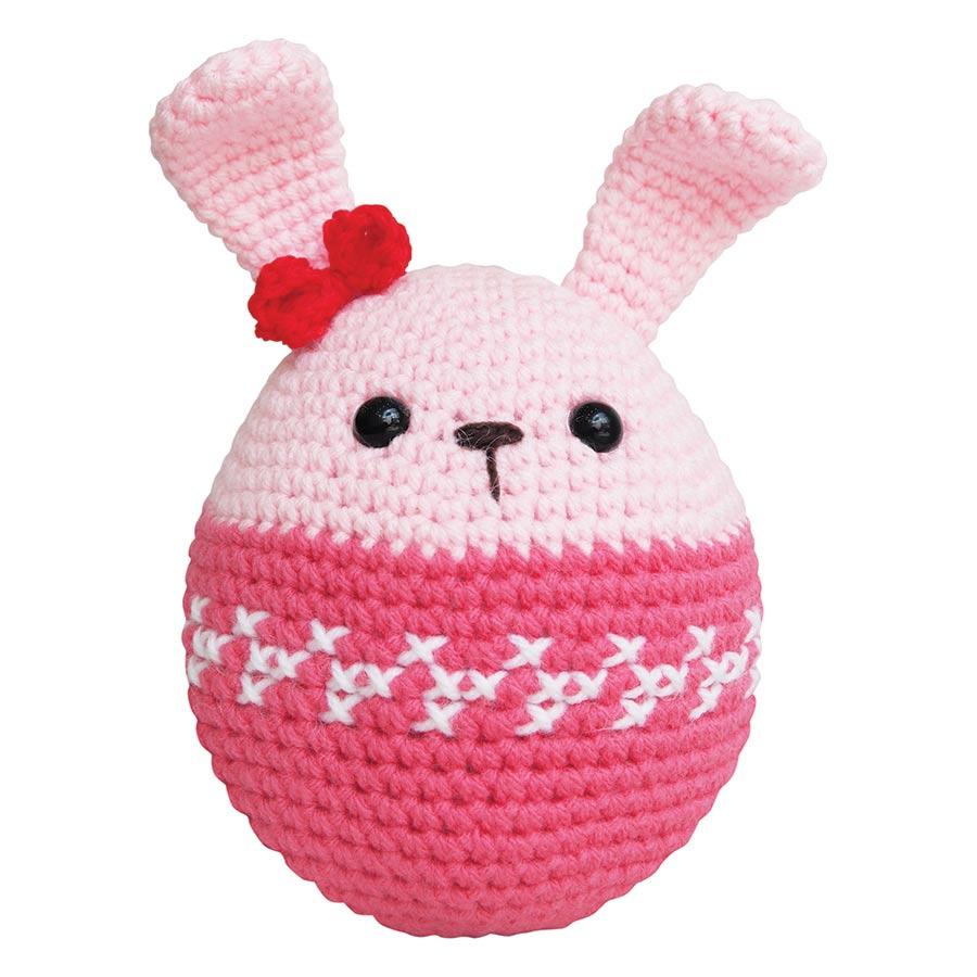 Thú Bông Trứng L Bobi Craft WT-073PIK-L (Hồng)